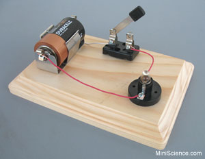 simple electric switch