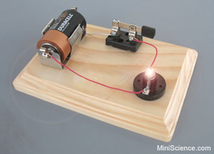 Science Project Simple Electric Circuit