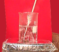 salt effect on the boiling point of water experiment Iii) in conclusion, salt water has a boiling point than fresh water name:  given the litmus tests above, is the salt water an acid or a base 4 what effect do you think salt water might have on the hull of a ship 5 try this experiment to test your theory:  salt water vs fresh water.